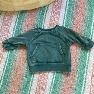GYMBOREE Crew neck sweatshirt size 3-6mo